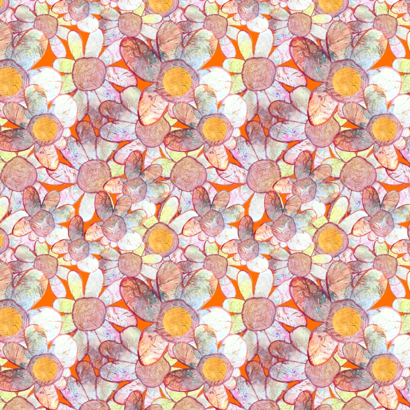 Orange Flowers Max