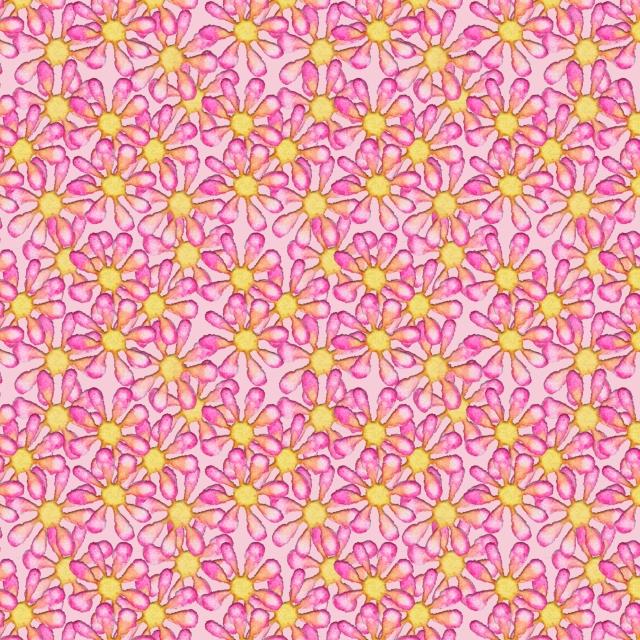 PinkFlowerPattern
